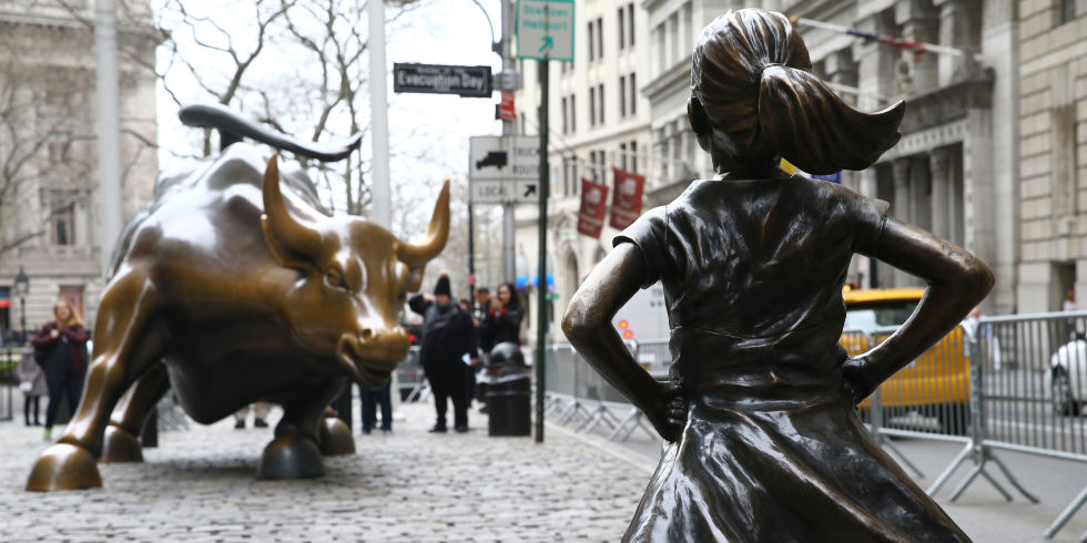 La ragazza senza paura, The fearless girl