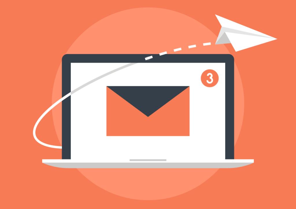 Tre trucchi per l'email marketing