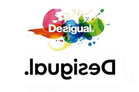 evoluzione del logo desigual